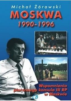 Moskwa 1990-1996
