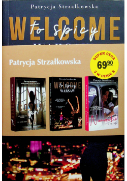 Welcome to spicy Warsaw / Cover girl / Niemoralne decyzje