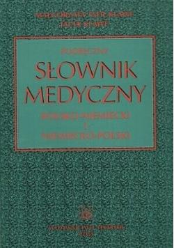 Podręczny słownik medyczny Polsko - Niemiecki i Niemiecko - Polski