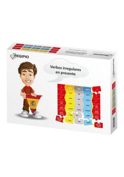 Verbos irregulares REGIPIO