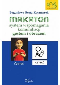 Makaton system wspomagania komunikacji gestem i..