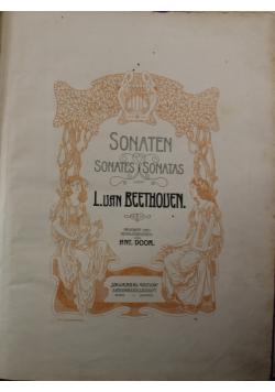 Sonaten von L van Beethoven