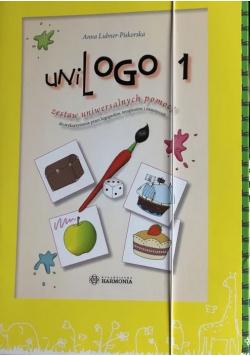 UniLOGO 1 Zestaw uniwersalnych pomocy Teczka