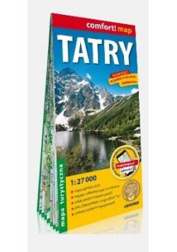 Comfort!map Tatry 1:27 000