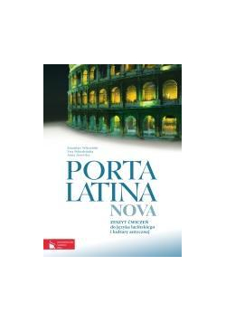 Porta Latina nova zeszyt ćwiczeń w.2012 PWN