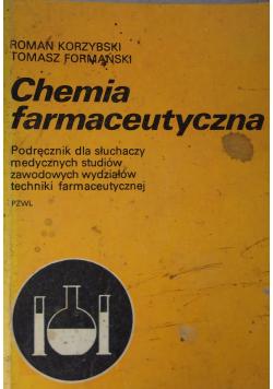 Chemia farmaceutyczna