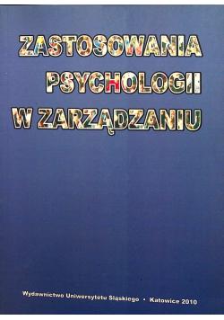 Zastosowania Psychologii w Zarządzaniu