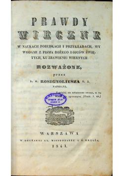 Prawdy wieczyste 1841 r