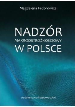 Nadzór makroostrożnościowy w Polsce