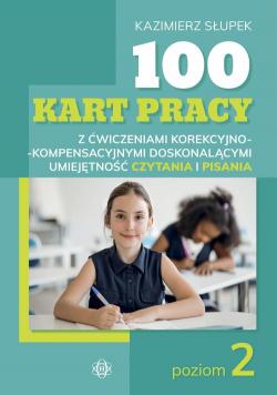 100 kart pracy z ćwicz korekcyjno-kompen Poz.2