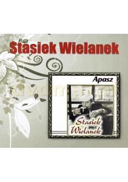 Stasiek Wielanek - Apasz CD