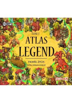 Atlas legend T.1 Audiobook