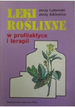 Leki Roślinne