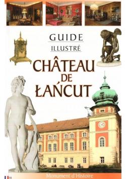 Przewodnik ilustrowany Zamek Łańcut w.francuska