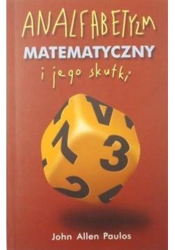 Analfabetyzm matematyczny i jego skutki