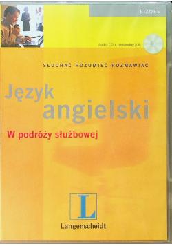 Język angielski w podróży służbowej CD Nowa