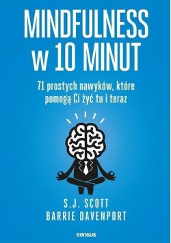 Mindfulness w 10 minut