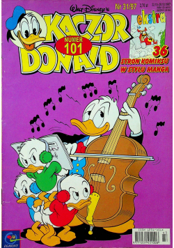 Kaczor Donald nr 31