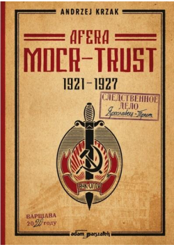 "Afera ""MOCR-Trust"" 1921-1927"