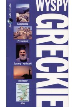 Przewodnik dookoła świata - Wyspy Greckie PASCAL