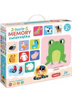 Duuuże Memory Zwierzątka