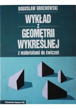 Wykład z geometrii wykreślnej
