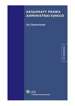 Aksjomaty prawa administracyjnego