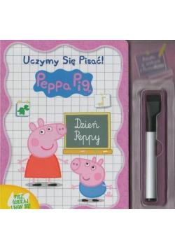 Świnka Peppa Uczymy się pisać! + Sportowe wyzwania