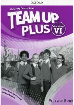 Team Up Plus 6 Materiały ćwiczeniowe