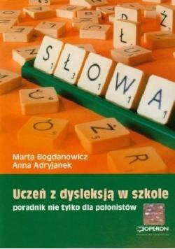 Uczeń z dysleksją w szkole