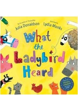 Macmillan CB: What the Ladybird Heard 1
