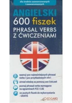 Angielski 600 fiszek Phrasal verbs z ćwiczeniami