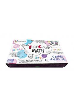 Fun Card Math CREATIVO