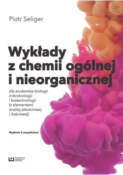 Wykłady z chemii ogólnej i nieorganicznej