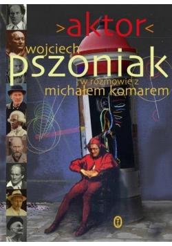 Aktor Wojciech Pszoniak