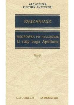 Wędrówka po Helladzie U stóp boga Apollona