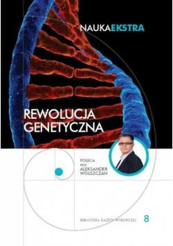 Rewolucja genetyczna Nauka Ekstra 8