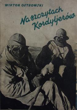 Na szczytach Kordyljerów 1935r