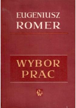 Romer Wybór Prac Tom II