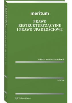 MERITUM Prawo restrukturyzacyjne i prawo..