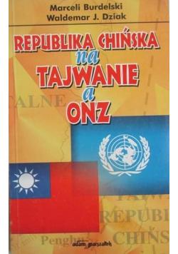 Republika Chińska na Tajwanie
