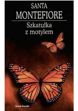 Szkatułka z motylem