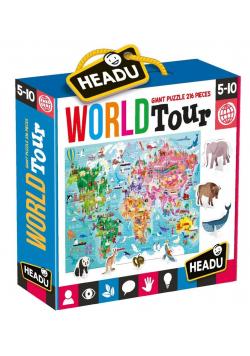 Wycieczka dookoła Świata HEADU