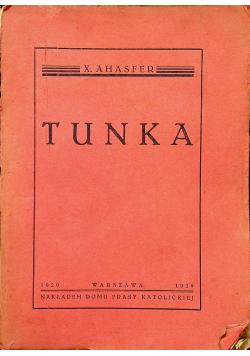 Tunka 1929 r.