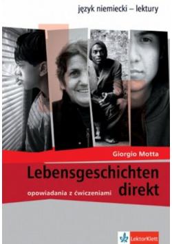 Lebensgeschichten direkt + płyta CD