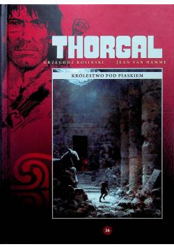 Thorgal Królestwo pod piaskiem