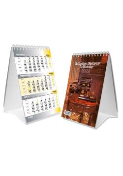 Kalendarz 2022 Biurkowy trójdzielny SB11