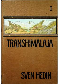 Transhimalaja tom I 1909 r