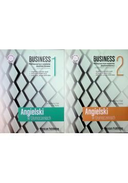 Business Angielski w tłumaczeniu Tom I i II
