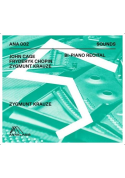 Bi-piano Recital CD